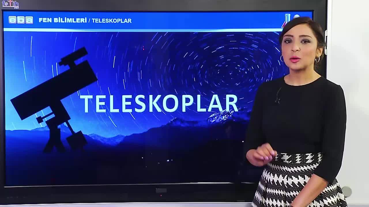 Teleskoplar izle video eğitim bilişim ağı