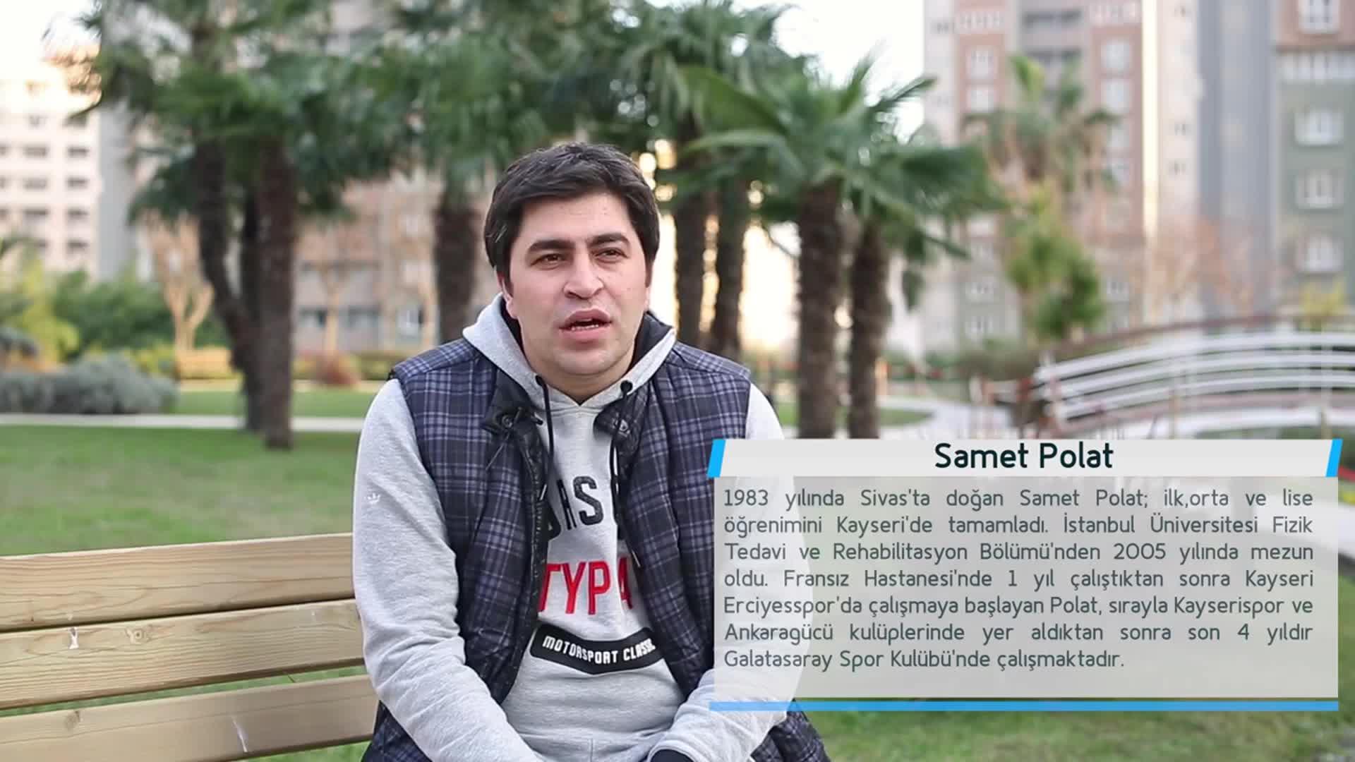 Fizyoterapi Ve Rehabilitasyon Samet Polat Izle Video Eğitim